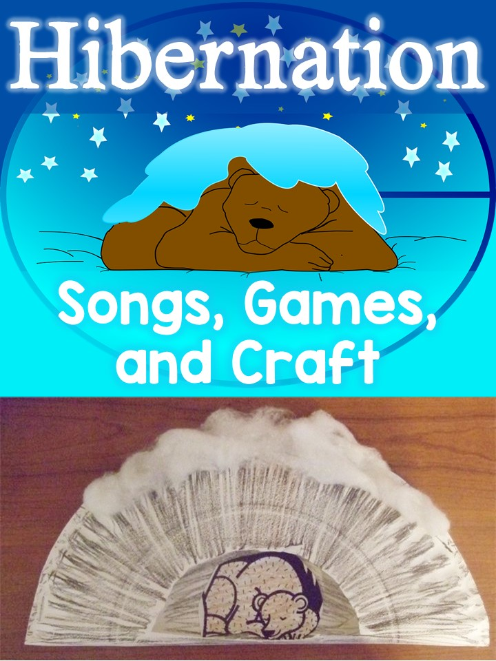 Free Hibernation Activities Lessons For Little Ones By