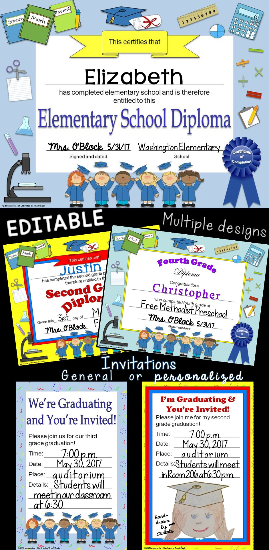 Teacher Tools amp Templates  Education World