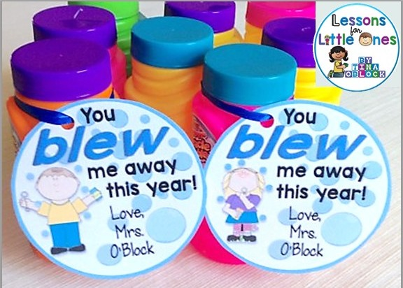 image regarding You Blew Me Away This Year Free Printable called Conclude of the 12 months Pupil Items Reward Tags - Classes for